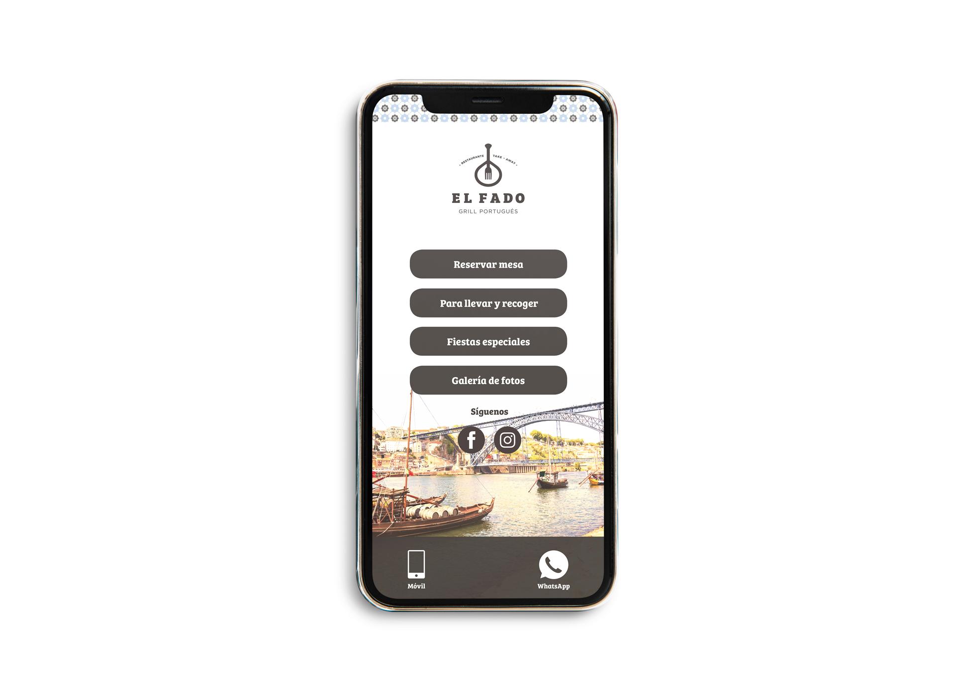 diseño_desarrollo_movil_web_el_fado_restaurante